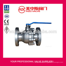 300LB Flanged Carbon Steel Ball Valve WCB Ball Valve